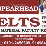 SPEARHEAD IELTS coaching Jammu.