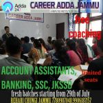 CAREER ADDA PROVIDES,FREE COACHING, COMPETITIVE EXAMS.