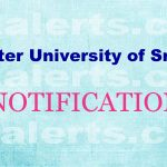 Cluster University Srinagar, Cluster University notifications, Final Screening Report, Assistant Professor,