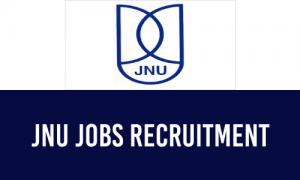 jnu jobs Recruitment