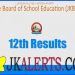 JKBOSE Revaluation Results
