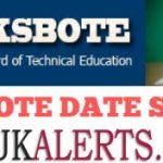 JKSBOTE Date Sheet and Center Notice for Leh Kargil Polytechnics.