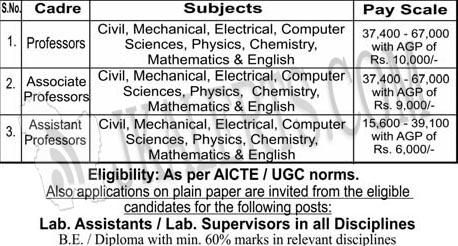 YCET Jobs Recruitment 2019.