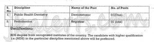 INDIRA GANDHI GOVT. DENTAL COLLEGE. JAMMU
