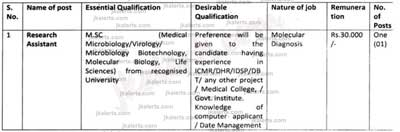 GMC-Jammu-Research-Assistant-jobs-2020