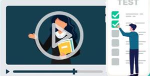 Complete Online Tutorial, Assessment, Learning Management System