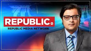 Republic TV, editor ,chief, Arnab Goswami, wife,attacked, Mumbai.