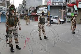 No relaxation ,lockdown, restrictions in Jammu.