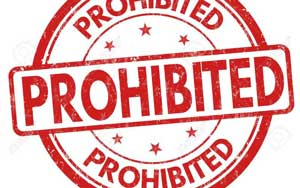 DM Srinagar prohibited congregations on the occasion of Shab-e-Barat.