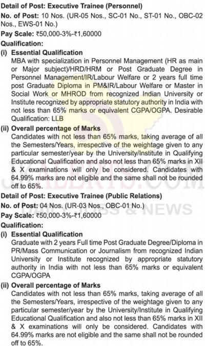 THDCIL Jobs Recruitment 2020.