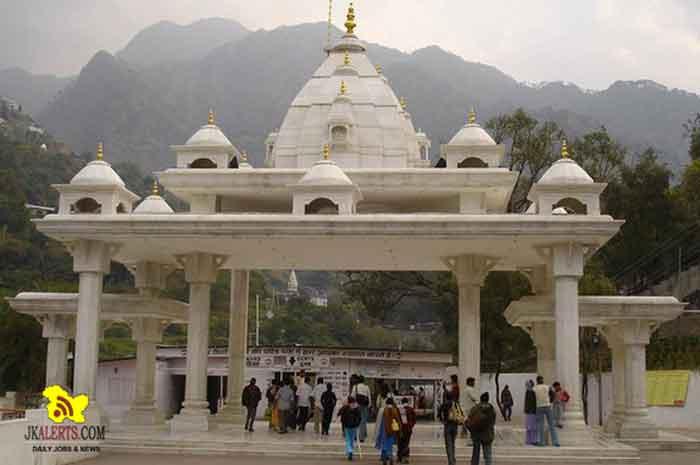 Mata Vaishno Devi temple, opens ,devotees ,today, Katra , Mata Vaishno devi temple katra