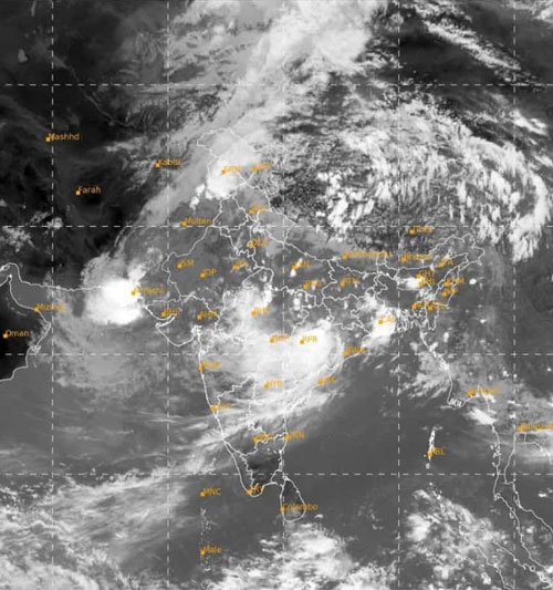 Thunderstorm,lightning, hail, gusty wind, likely, isolated places, J&K.