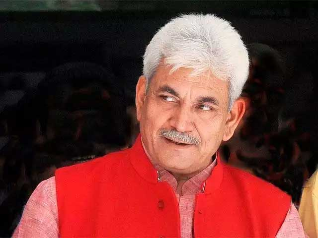 New COVID 19 control measures in J&K. LG Manoj Sinha announces the latest COVID 19 Control measures, Night curfew, Only 50% shops in Markets.