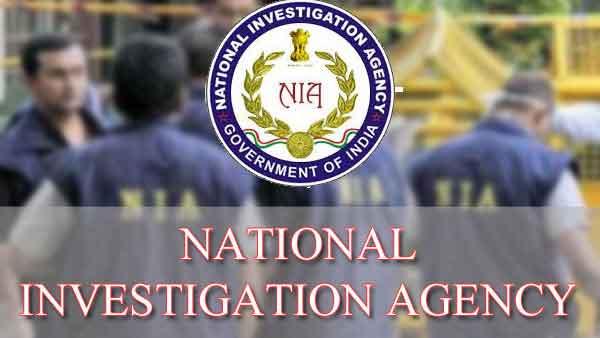 NIA continues raids ,NIA Raids locations in Srinagar, NIA Raids locations in Delhi.