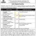 Education Trust Kashmir Jobs Recruitment 2020.