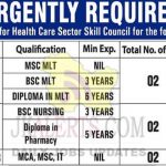 Modern Institute of Healthcare Srinagar Jobs.