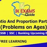 Ratio and Proportion(Problems on Ages),