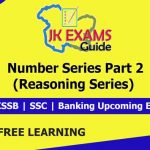 Number Series Part 2 (Reasoning Series)