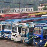 19% fare hike in all public transport in J&K.