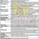 APS Damana Jobs Recruitment 2021