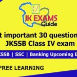 JKALERTS,JKUPDATES,JKEXAMSGUIDE,Free Online classes,JKSSB,JKPSC,Banking,Free coaching for JKSSB Exams,JKSSB Free Online Classes