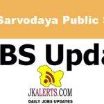 Sarvodhya Public School Jammu Jobs.