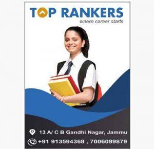 Top-rankers