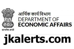 J&K Department of Economic Affairs Jobs Recruitment 2021. |Young Professional, Consultant posts | Last date 20-04-2021.