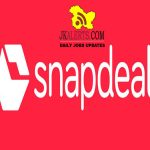 Delivery Boys jobs in Snapdeal J&K.