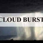 Cloud burst in Kishtwar district