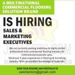 Sales and Marketing Executive Jobs in Srinagar.