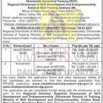 J&K Ministry of Skill Development and Entrepreneurship Jammu Jobs Recruitment 2021