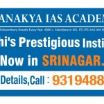 Chanakya IAS Academy Srinagar
