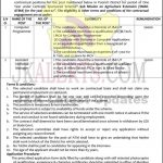 Agriculture department Poonch jobs
