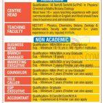 Narayana Jammu, Srinagar Center jobs recruitment 2021.
