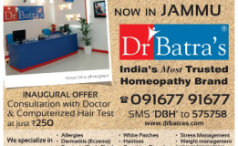 Dr Batra Now in Jammu, Inaugural Offer