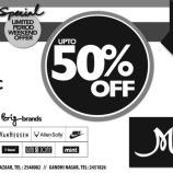 Monalisa sale, Amazing Deals on many Big brands, Republic day offer