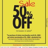 Duke Sale 50% off