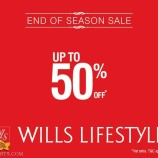End of Season Sale Wills LifeStyle in Jammu and kashmir