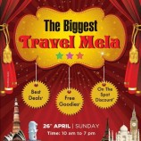 Cox and Kings Biggest Travel mela