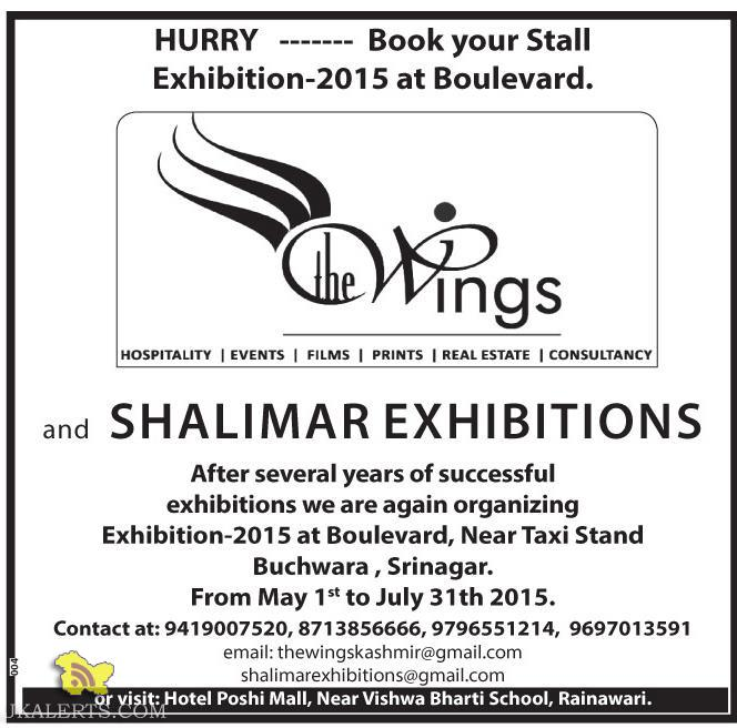 Exhibition-2015 at Boulevard