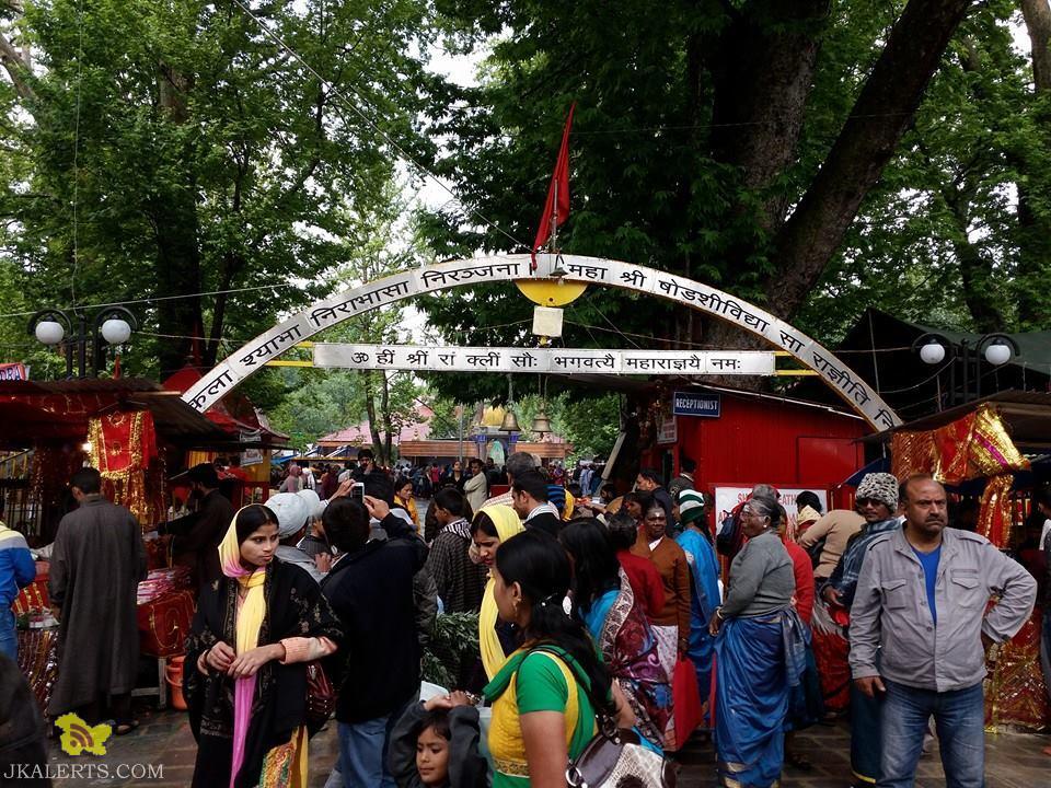Kheer Bhawani Mela Srinagar