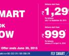 Offers on Air Fares, GO AIR