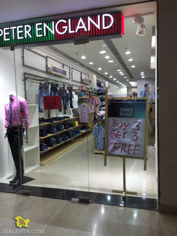Peter England Buy 3 Get 3 Offer, Latest Sales, Deals Discounts