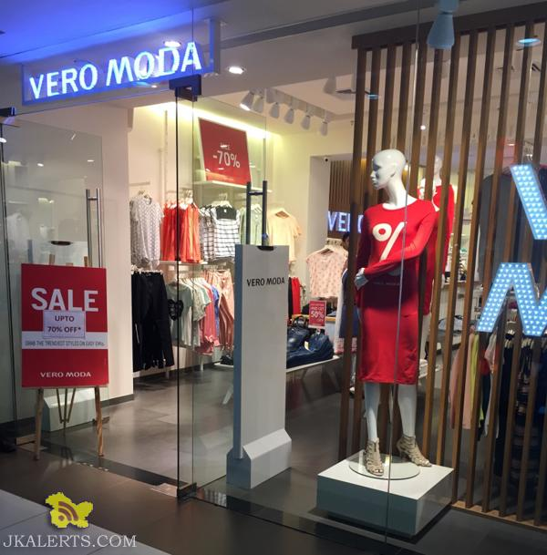 Vero Moda End of Season Sale upto 70% off, Latest Offers Deals Discounts