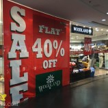 Woodland End of Season Sale Flat 40% Off, Latest Offers Deals Discounts
