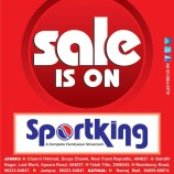 Sale is on Sportking