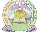 UNIVERSITY OF JAMMU ADMISSION NOTICE  MBA (HT)