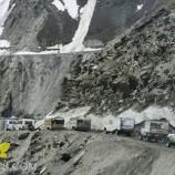 Jammu Srinagar National Highway Traffic Plan for 20.02.2017
