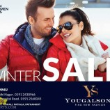 Winter Sale on Men, Women, kids wears
